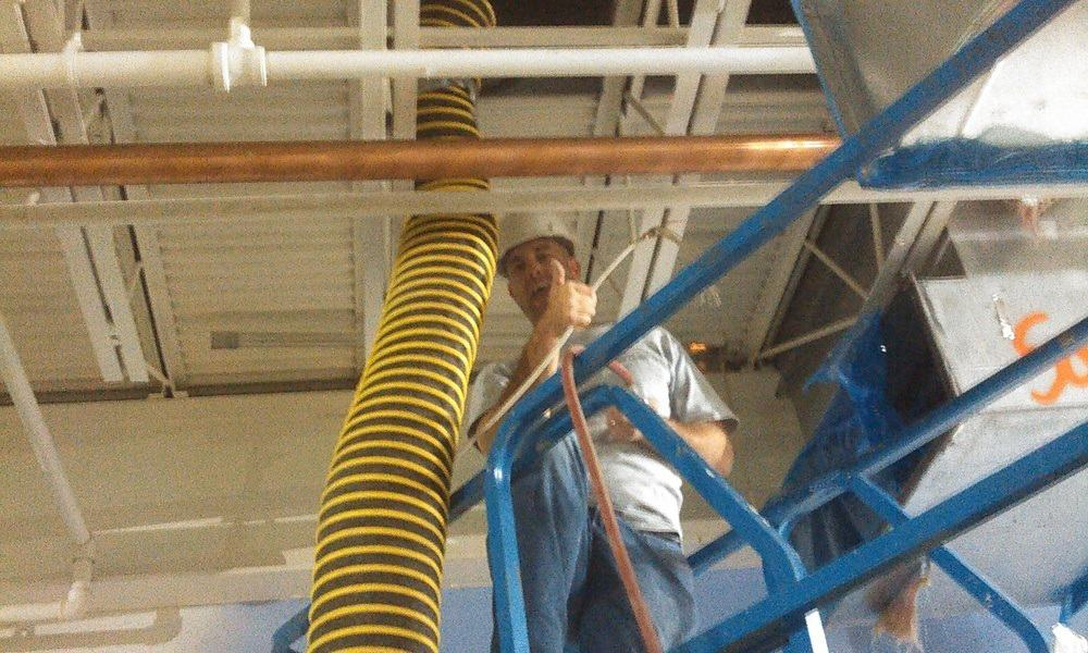 Peabody Air Duct Cleaning