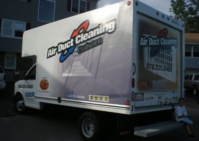 Peabody Air Duct Cleaning in Eastern MA
